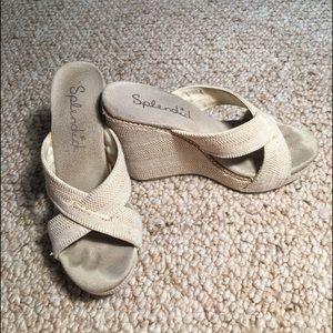 Splendid platform sandals